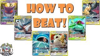 How to Beat Tag Team GX Pokemon!  (& Why They're So Good)