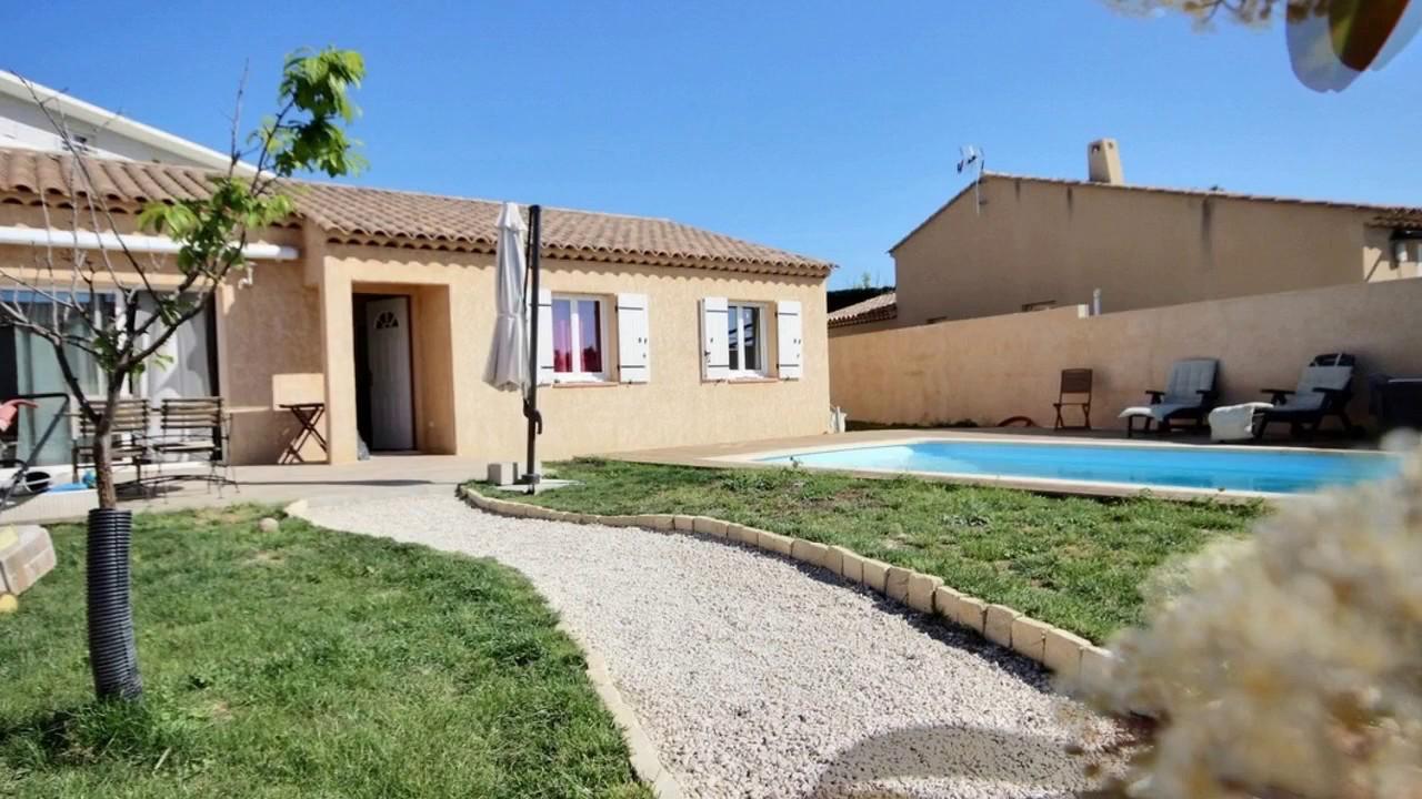Maison plain pied avec piscine marseille 13013 youtube - Maison a louer barcelone avec piscine ...