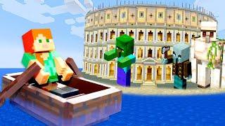 Секреты игры Майнкрафт от Светы! Стройка и игры битвы! – Онлайн видео Летсплей игры Minecraft