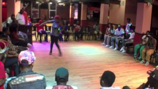 Josh vs Smiley | Battle Of The Sexes | Memphis Jookin 2013