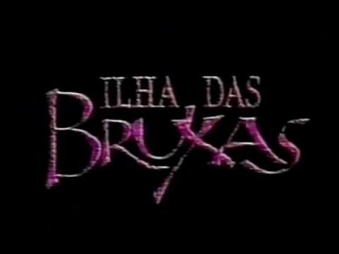 Abertura Ilha das Bruxas 1991 - Rede Manchete