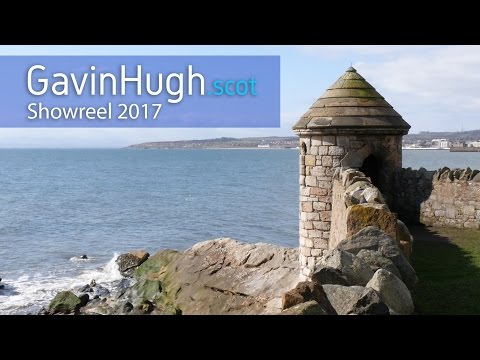 Gavin Hugh Showreel 2017