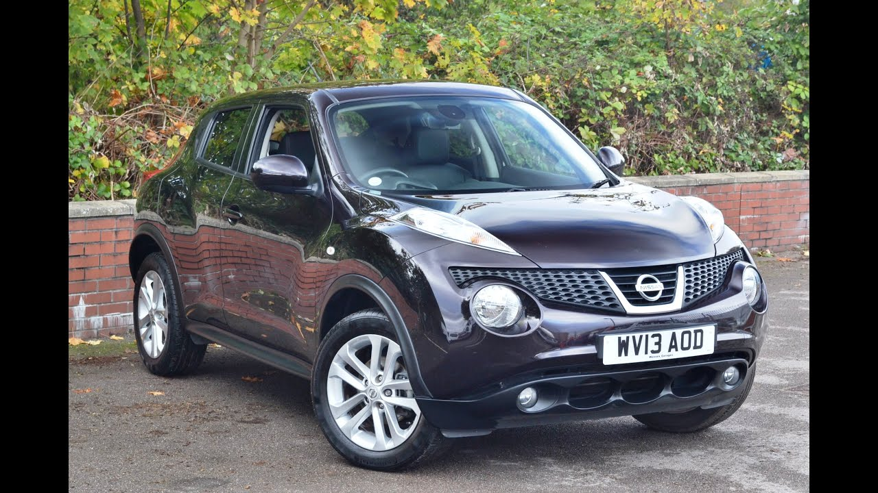wessex garages used nissan juke tekna at pennywell road wv13aod youtube. Black Bedroom Furniture Sets. Home Design Ideas