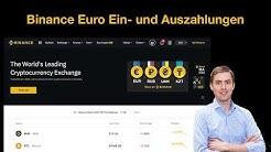 Binance jetzt mit Ein-  und Auszahlungen in Euro (Lohnt sich das?) 💶
