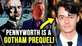 Pennyworth is R-Rated & IN The GOTHAM Universe?!