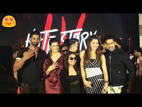 Hate Story 4 Cast at R City Mall ||...