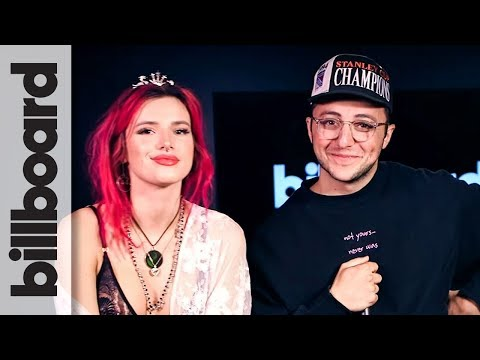 Bella Thorne & Prince Fox on 'Just Call': How They Met & Made it Happen | Billboard