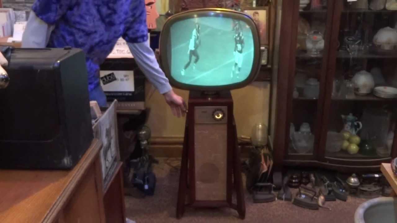 Philco Predicta Television  Continental Model