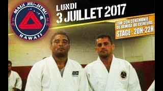 Invitation | Luis Limao Heredia | Rickson Gracie Jiu-Jitsu