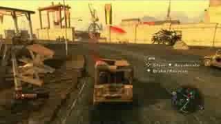 Mercenaries 2 PC Gameplay Clip 1