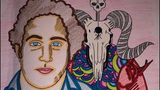 David Berkowitz Serial Killer Coloring Book Ielamme Youtube