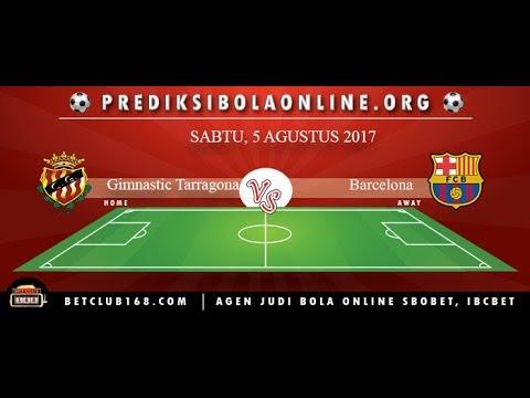 Club Friendliness: Gimnastic Tarragona VS Barcelona LIVE