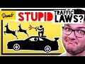 The Dumbest Traffic Laws in America | WheelHouse