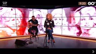 "Dorthe Gerlach - tribute - ""Do I Ever Cross Your Mind"" (Dolly Parton)"