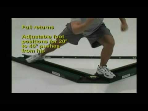 skating stride machine
