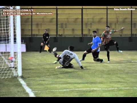 Deportivo Maldonado 3- Rocha FC 0 - Segunda División Profesional 2015