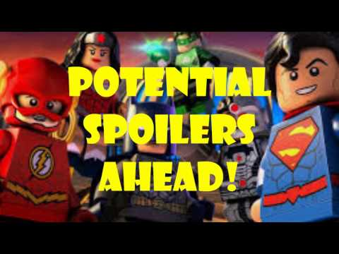 LEGO Justice League 2017 sets list! SPECTACULAR New 2017 LEAKED Lego Justice League Set Pictures
