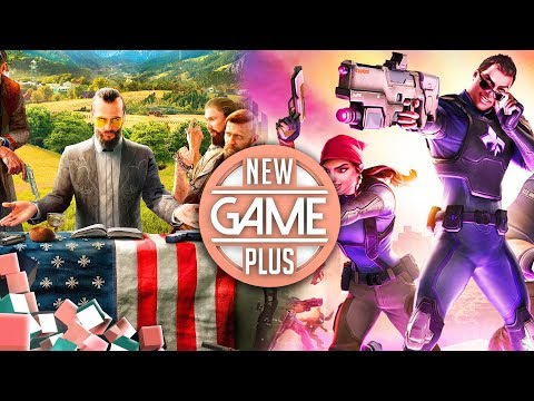Agents of Mayhem, Far Cry 5, Cities: Skylines | New Game Plus #50