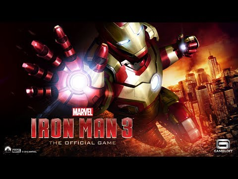 IronMan 3 : The Official Mobile Game - Download |ThanosAtha