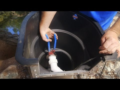 Pond Pump Installation – PS 4