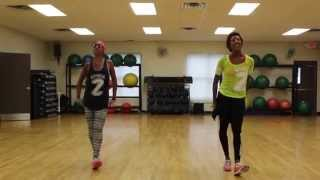 Zumba with MoJo: Cha-Cha by D.R.A.M.