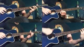 Innuendo - Queen/Steve Howe - Guitar Solo Cover