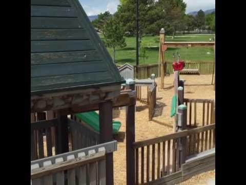 Wild West Jordan Park & Playground in West Jordan, Utah