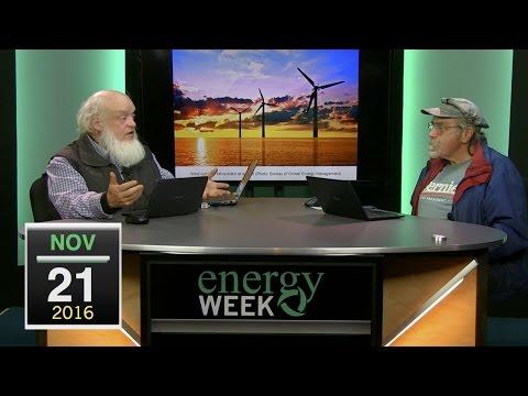 Energy Week: 11/21/16