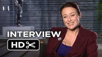 RoboCop Interview - Jennifer Ehle (2014) - Sci-Fi Movie HD