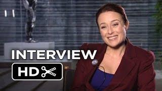 RoboCop Interview - Jennifer Ehle (2014) - Sci-Fi Movie HD