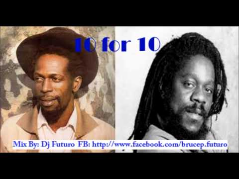 Gregory Isaacs vs Dennis Brown