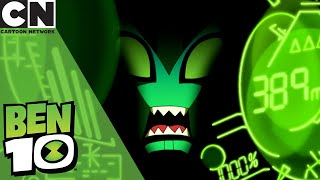 Ben 10 | Stuck In Frozen Time | Cartoon Network UK