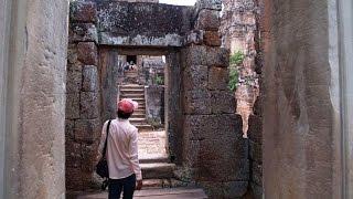 アンコール遺跡 東メボン プレループ East Mebon Pre Rup【カンボジア Cambodia】