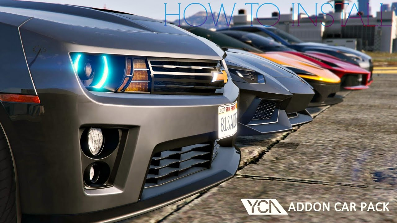 Gta 5 car pack mod download | Authentic Car Pack (OIV) GTA V UPDATE