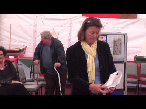 Ann Chambers: Grace O Malley Documentary Making