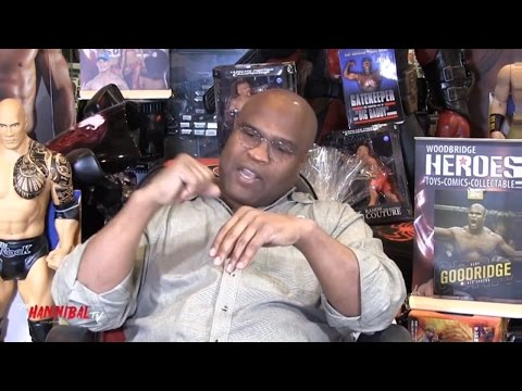 Gary Goodridge on Devon Larratt
