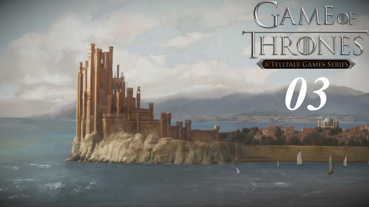 Game of Thrones: Telltale Games [03] - In Königsmund