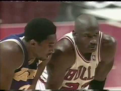 Kobe Bryant 1997-98 • 33 points, 3 rebounds, 2 assists vs. Chicago Bulls