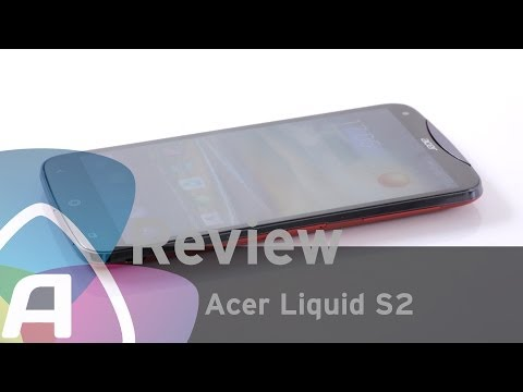 Acer Liquid S2 review (Dutch)