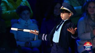 Никон Асенкин - «Самый лучший день».  Ледниковый период. Дети.(29.04.2018)