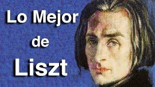 Lo Mejor de Liszt | Octubre Clásico | Las Obras más Importantes y Famosas de la Música Clásica