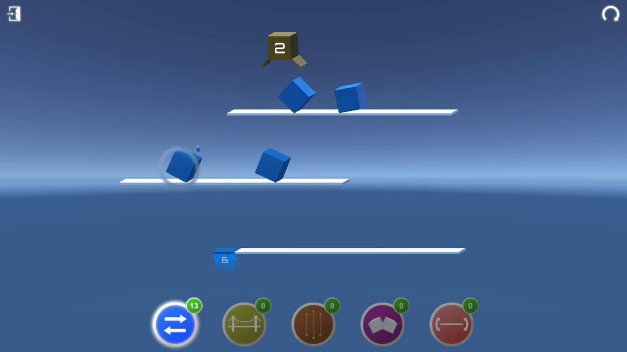 Kubes. iOS Gameplay.