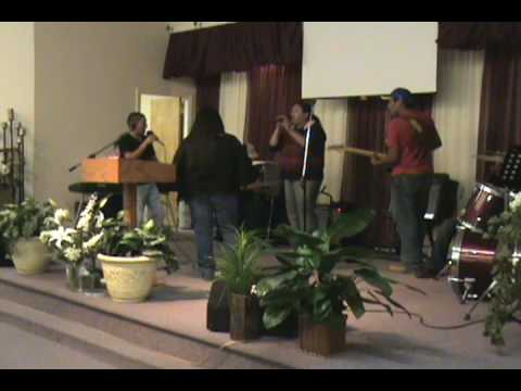 """Jesus on the Main Line"" Sung by Robinson Jones, T..."