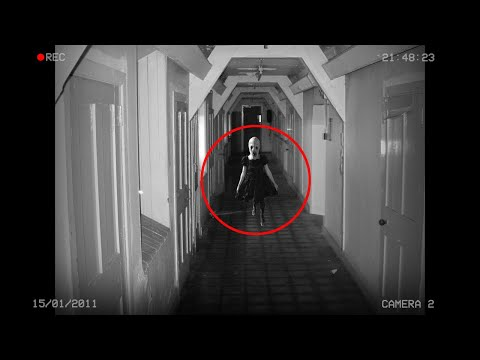 Most FRIGHTENING GHOSTS Videos - Creepiest Security Camera Footage