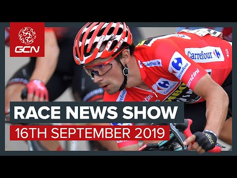 Roglic In Red, Tour Of Britain, CX World Cup, Montréal & Quebec + More | Cycling Race News Show