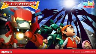 BoBoiBoy I Serangan Ejojo perampas JAM KUASA