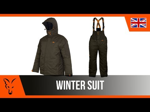 ***CARP FISHING TV*** Winter Suit