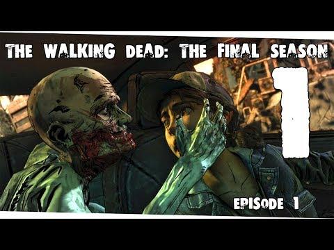 Начало конца - The Walking Dead: The Final Season (Episode 1)