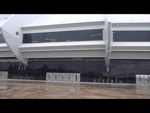 Montreal Olympic Stadium