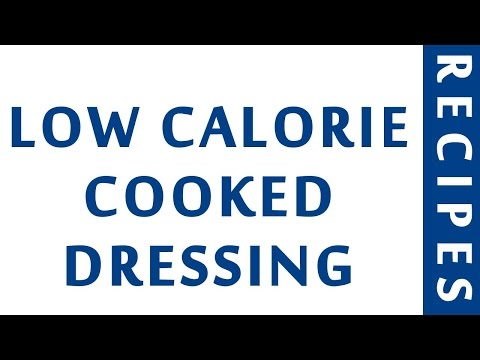 low-calorie-cooked-dressing-|-quick-recipes-|-easy-to-learn